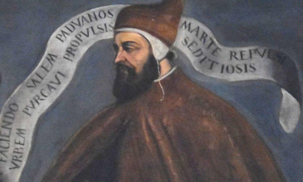 Ritratto del Doge Pietro Gradenigo