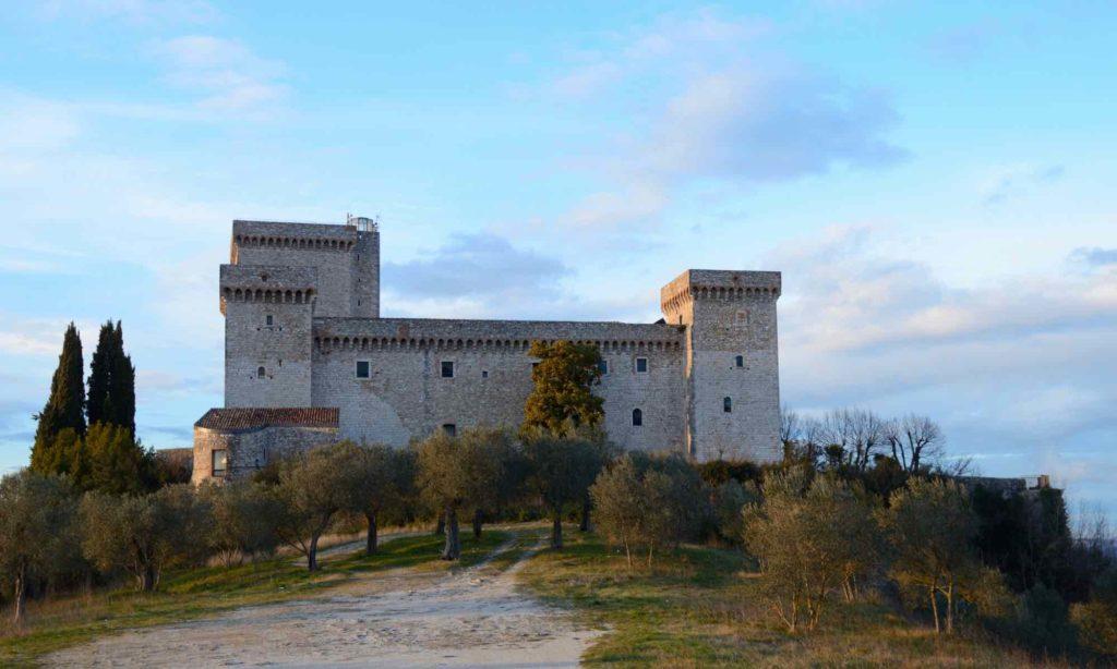 Rocca Medievale dell'Albornoz di Narni