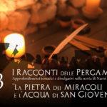 La pietra dei miracoli e l'acqua di San Giovenale