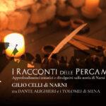 Gilio Celli di Narni tra Dante Alighieri e i Tolomei di Siena