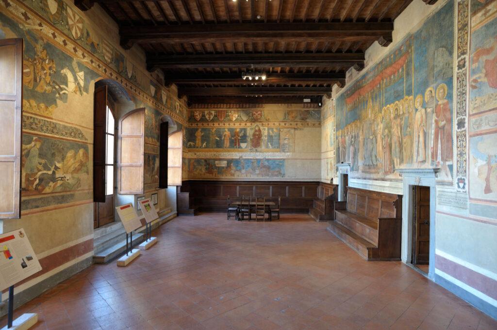 Sala Dante - S. Gimignano